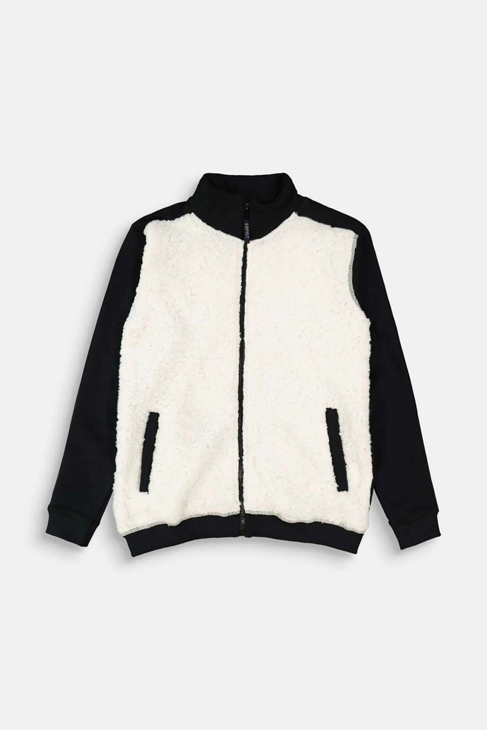 Esprit - fashion sweat-cardigan