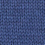 Melange knitted hat, BLUE, swatch