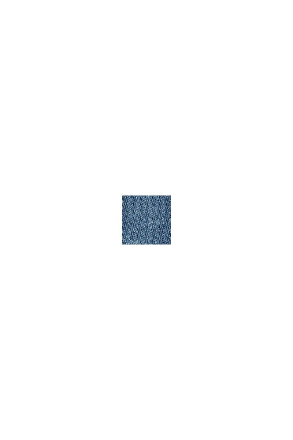 Jean en matière jogging confortable, BLUE MEDIUM WASHED, swatch