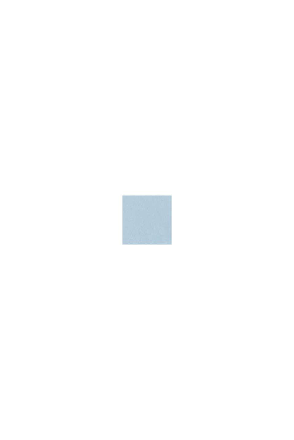 Longsleeve mit winterlichem Print, BLUE LAVENDER, swatch