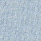 T-shirt à manches longues et zip, 100% coton, BLUE LAVENDER, swatch