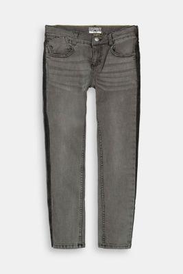 Pants denim, BLACK MEDIUM W, detail