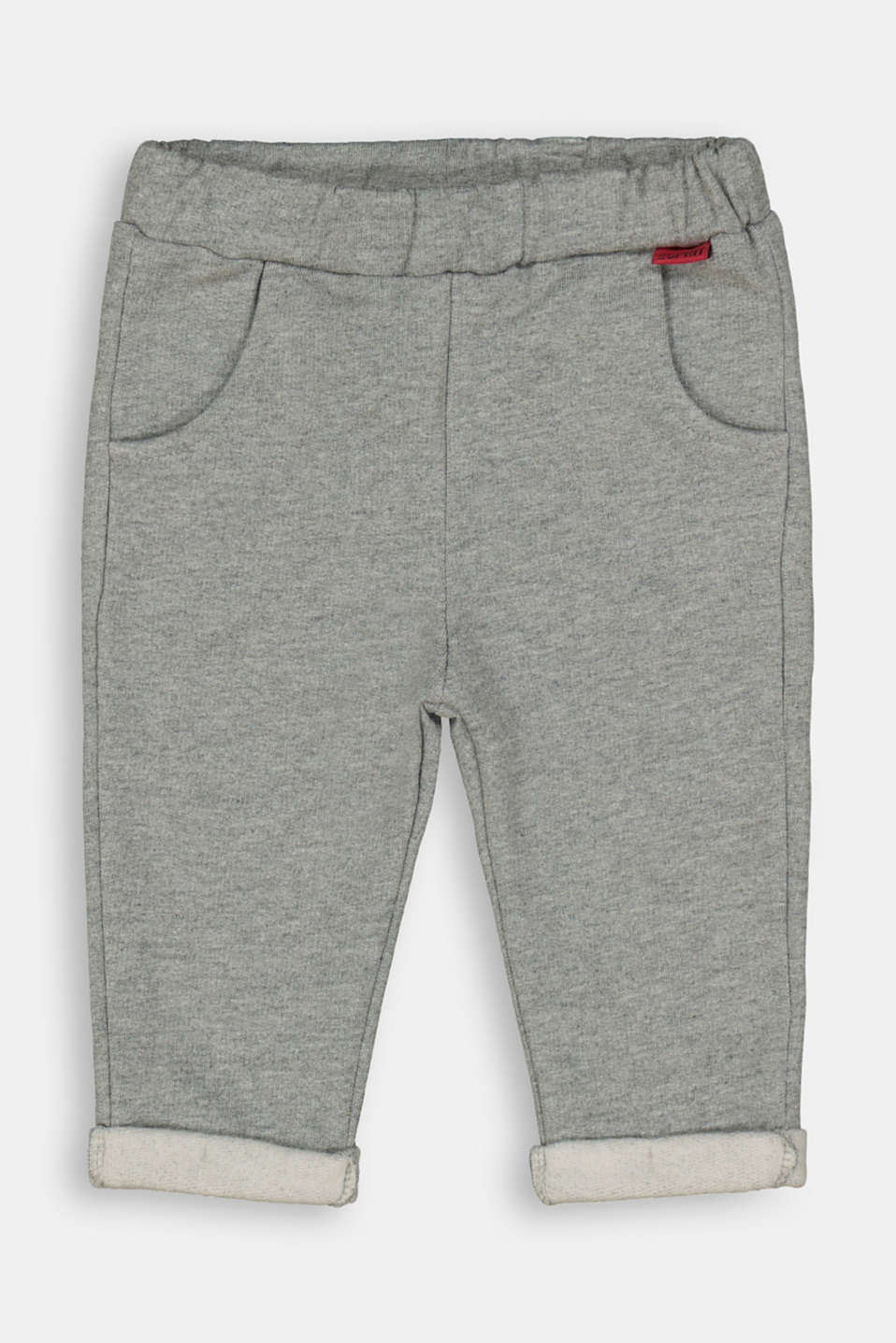Esprit - Joggpants aus 100% Organic Cotton