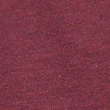 Jersey-Kleid mit Plissee-Rock, PLUM RED, swatch