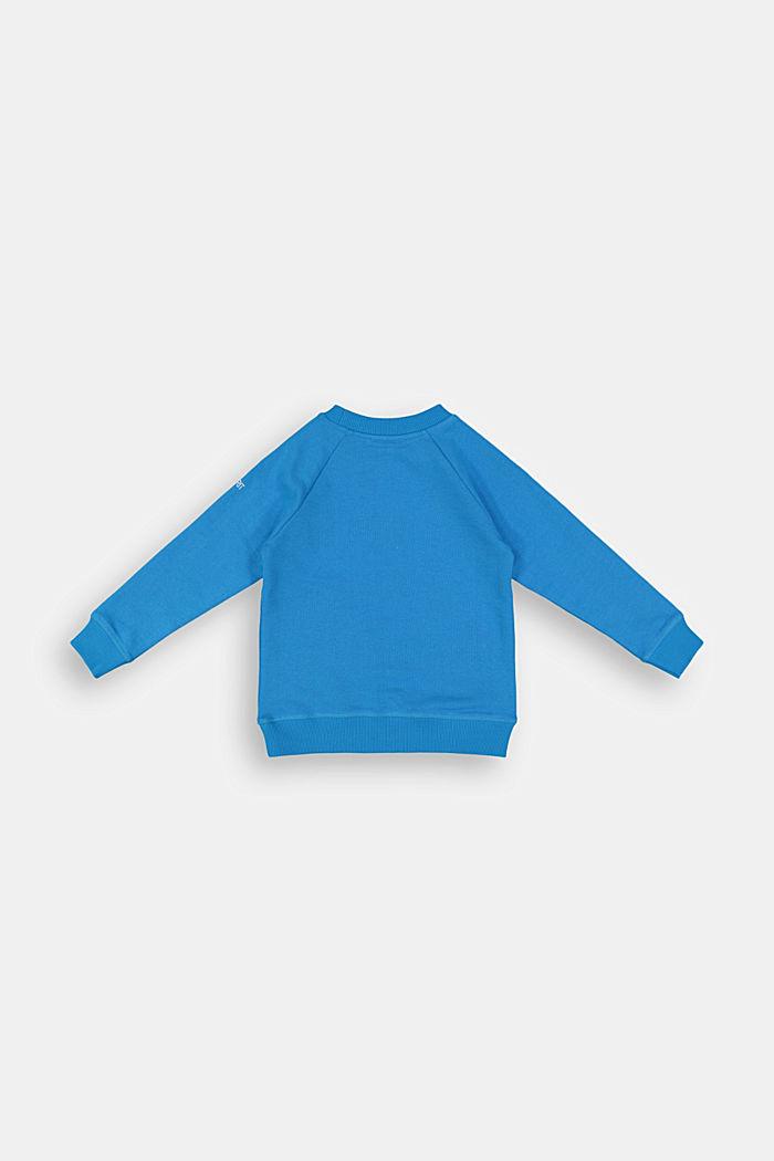 Basic sweatshirt made of 100% cotton