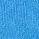 Sweatshirt cardigan in 100% cotton, DARK TURQUOISE, swatch