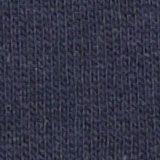 Sweatshirt cardigan in 100% cotton, NAVY, swatch
