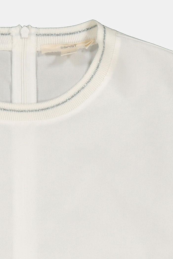 Bluse aus 100% Baumwolle, SKIN BEIGE, detail image number 2