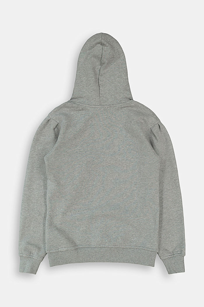Hoodie in 100% cotton