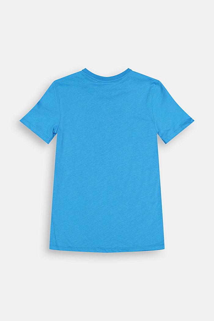 Logo-T-Shirt aus 100% Baumwolle