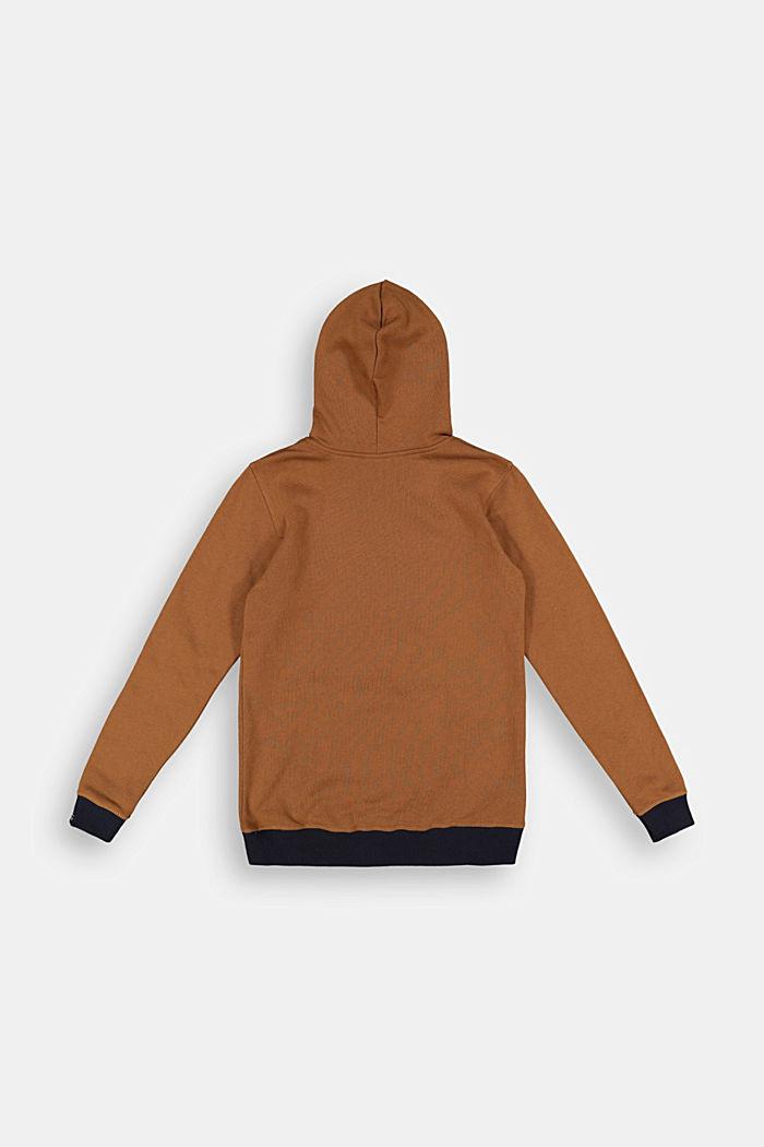 Hoodie aus 100% Baumwolle