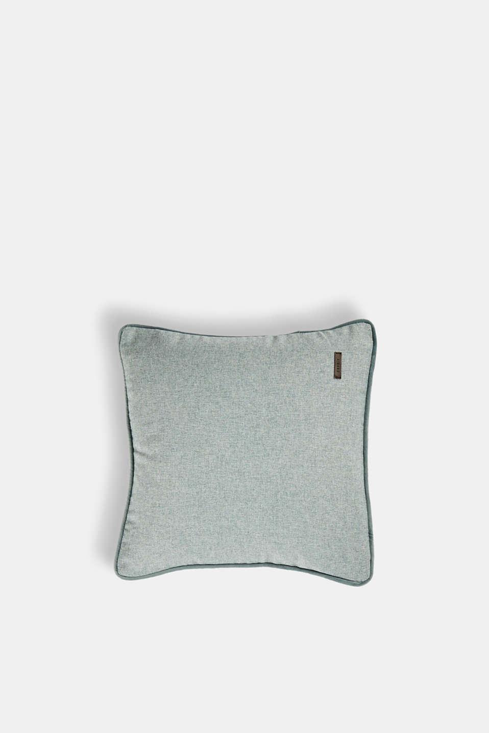 esprit housse de coussin passepoil en velours acheter sur la boutique en ligne. Black Bedroom Furniture Sets. Home Design Ideas