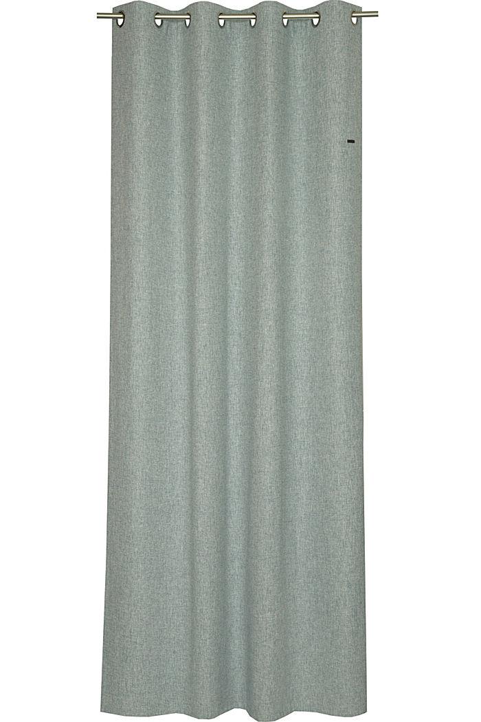 Rideau à œillets en tissu, BREEZE, detail image number 0