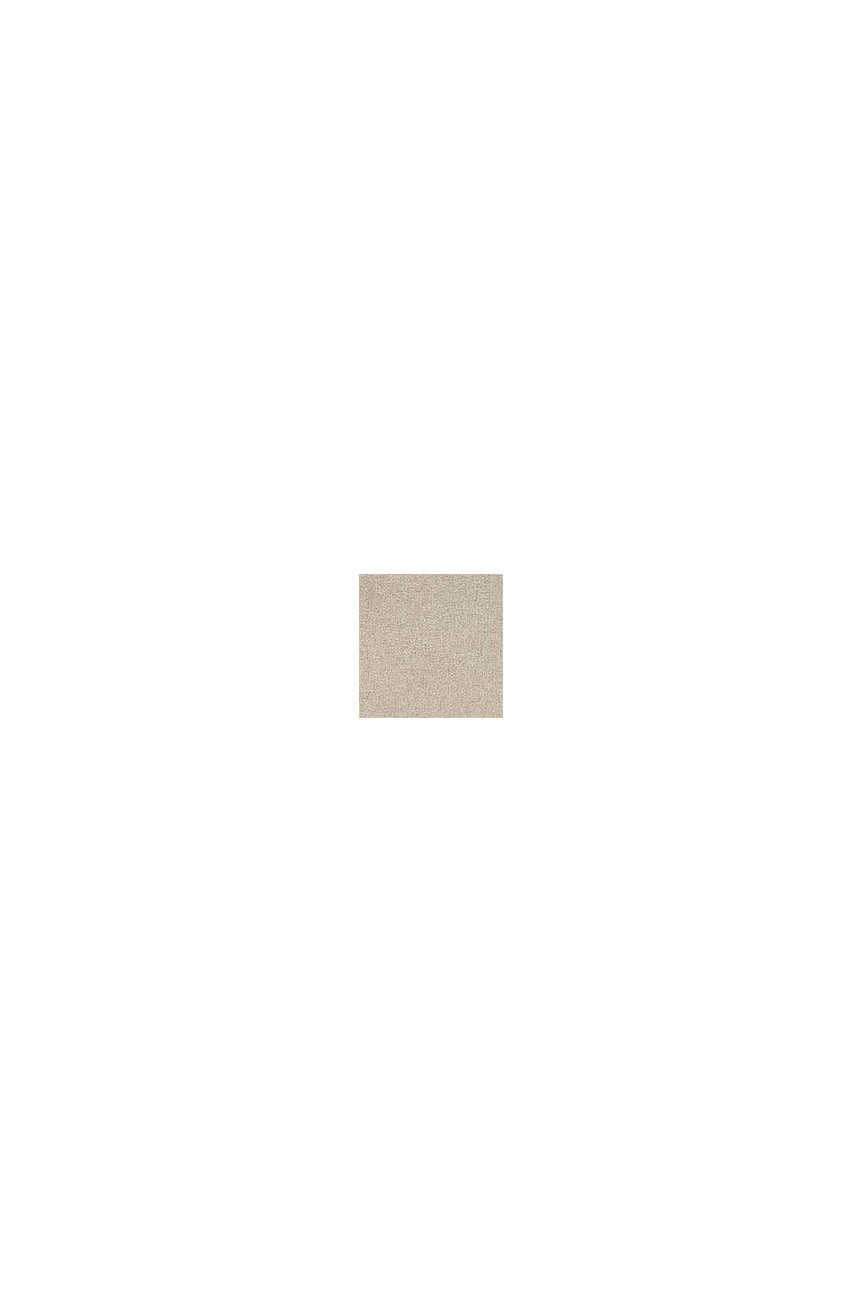 Chemin de table en tissu chiné, NATURE, swatch