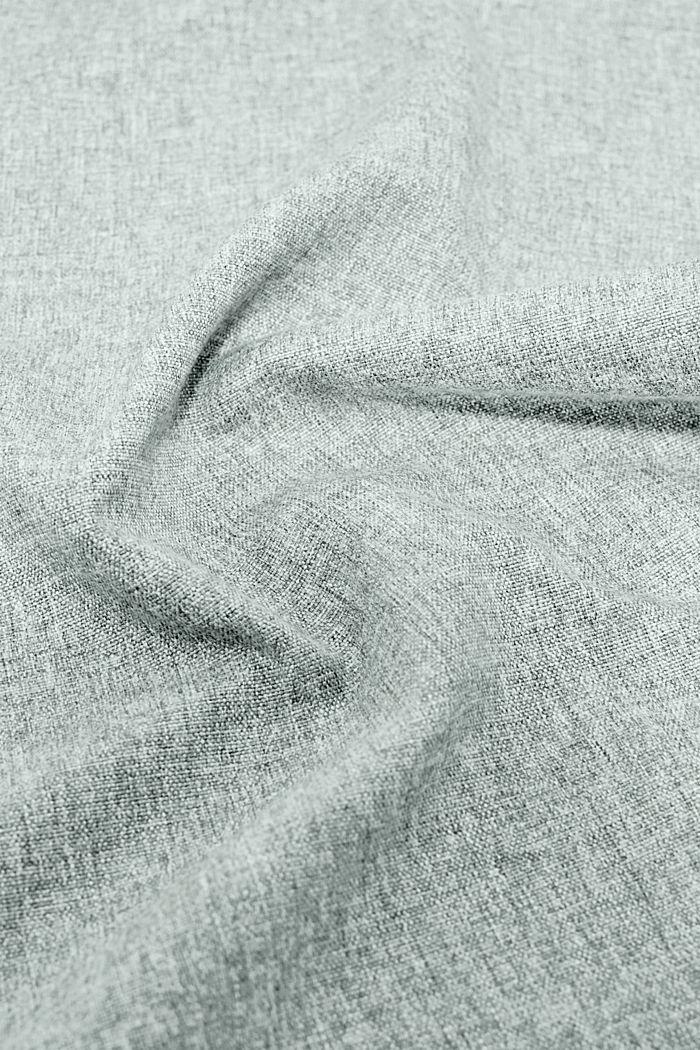 Chemin de table en tissu chiné, BREEZE, detail image number 2