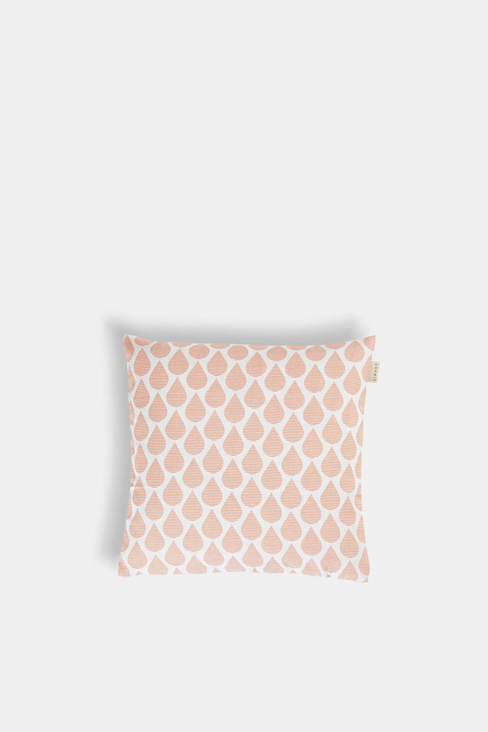 Esprit - Cushion cover with digital teardrop print
