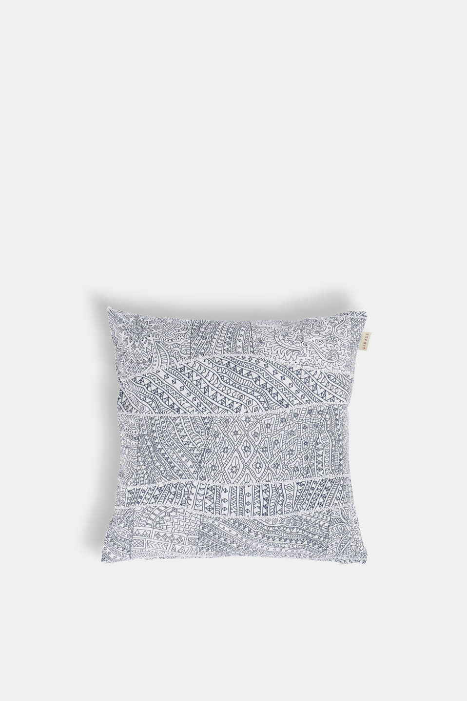 Esprit - Digital print cushion cover in cotton
