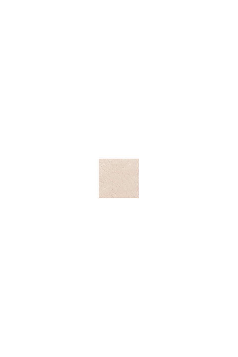 Plaid van fleece, ROSE, swatch