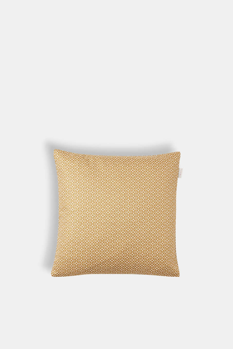 Esprit - Cushion cover with a minimalist pattern