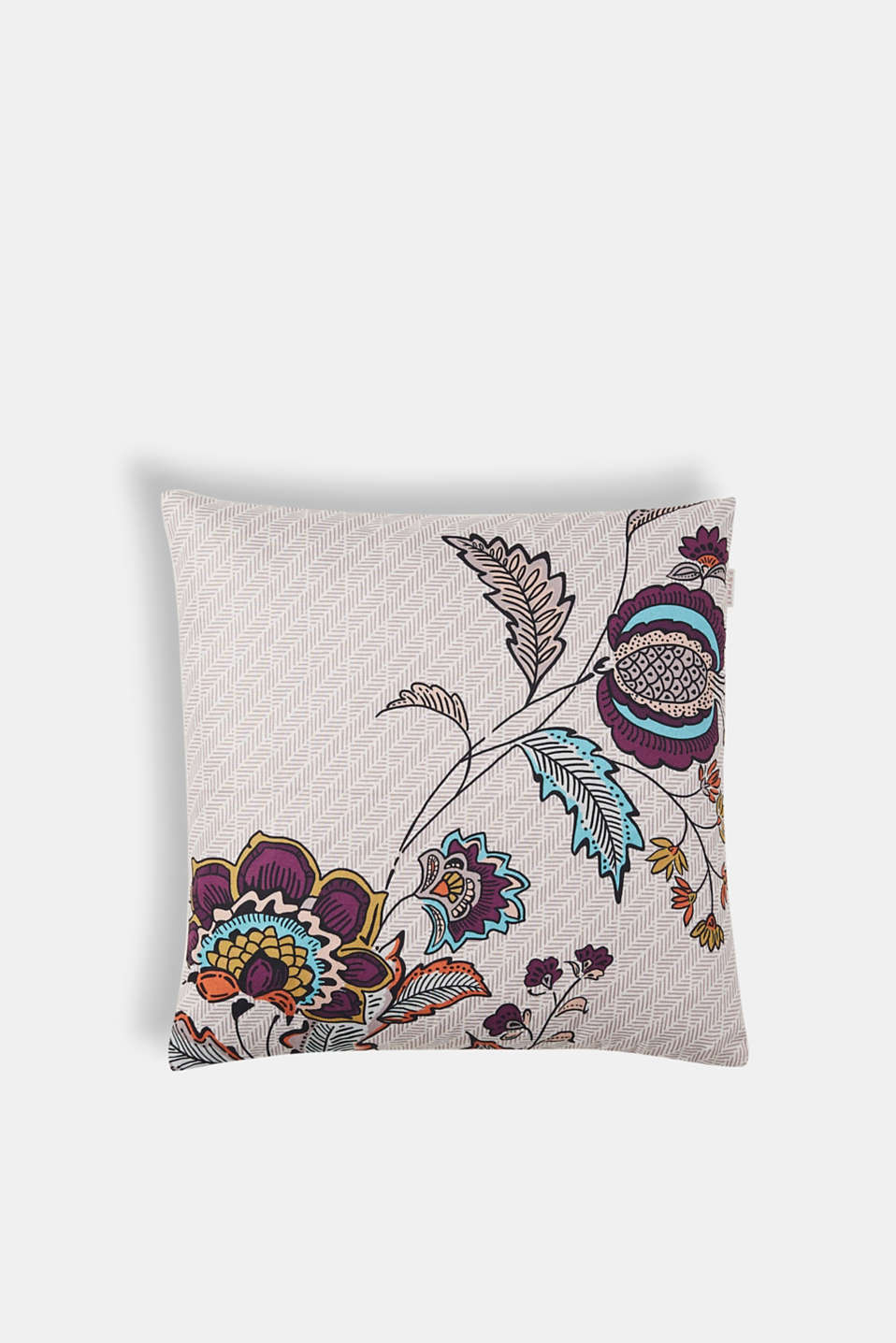 Esprit - Cushion cover Flores with a floral print