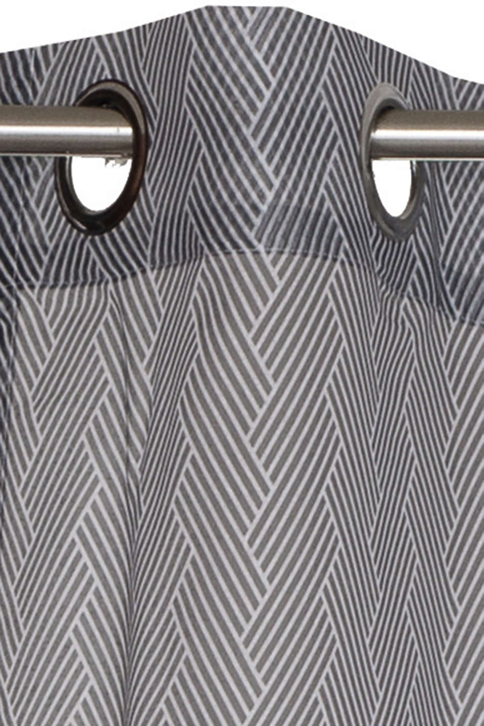 Curtains & Rollos, ANTHRACITE, detail image number 1