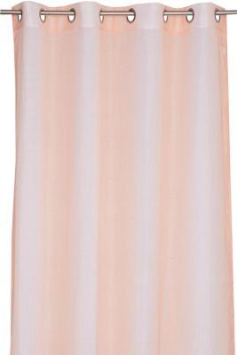 Curtains & Rollos, SALMON, detail