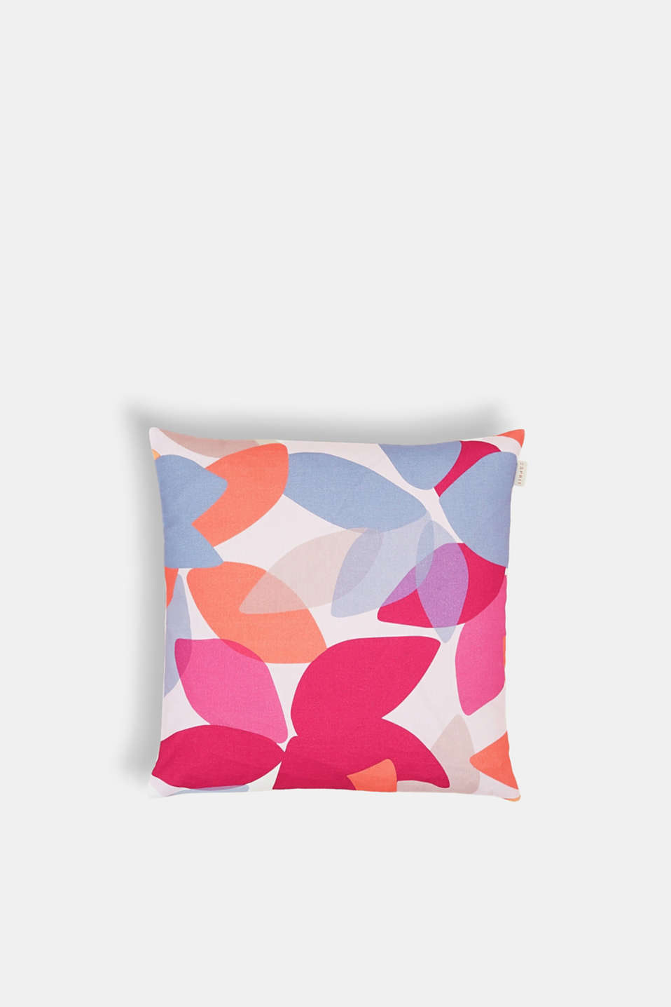 Esprit - Cushion cover with a graphic print