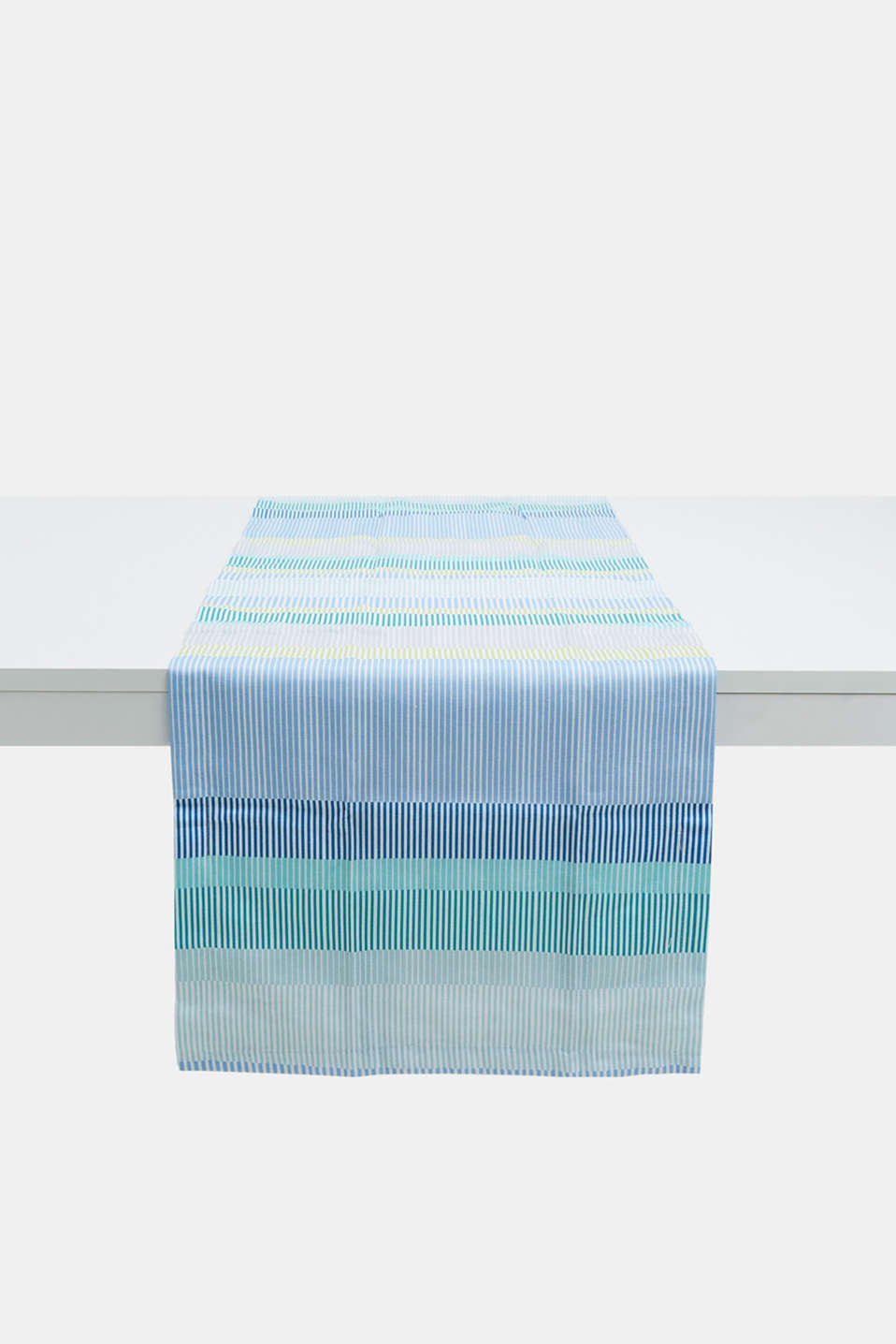 Esprit - Table runner with colourful stripes