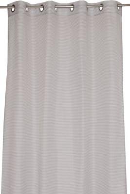 Curtain/Roller blind, GREY, detail
