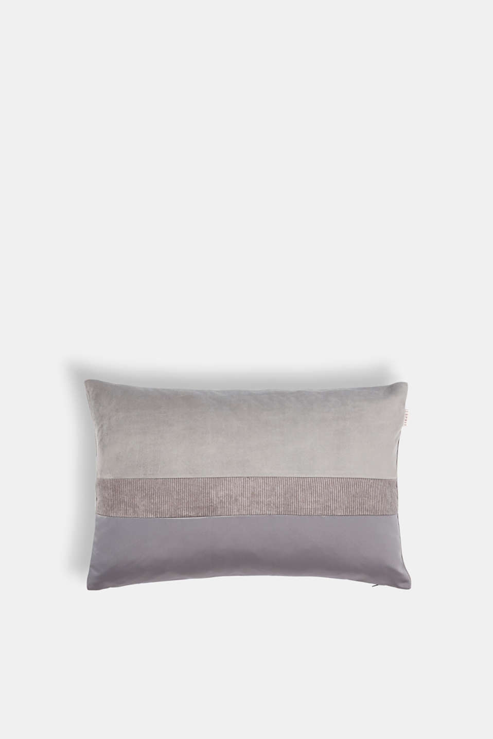 Esprit - Cushion cover made of corduroy velvet
