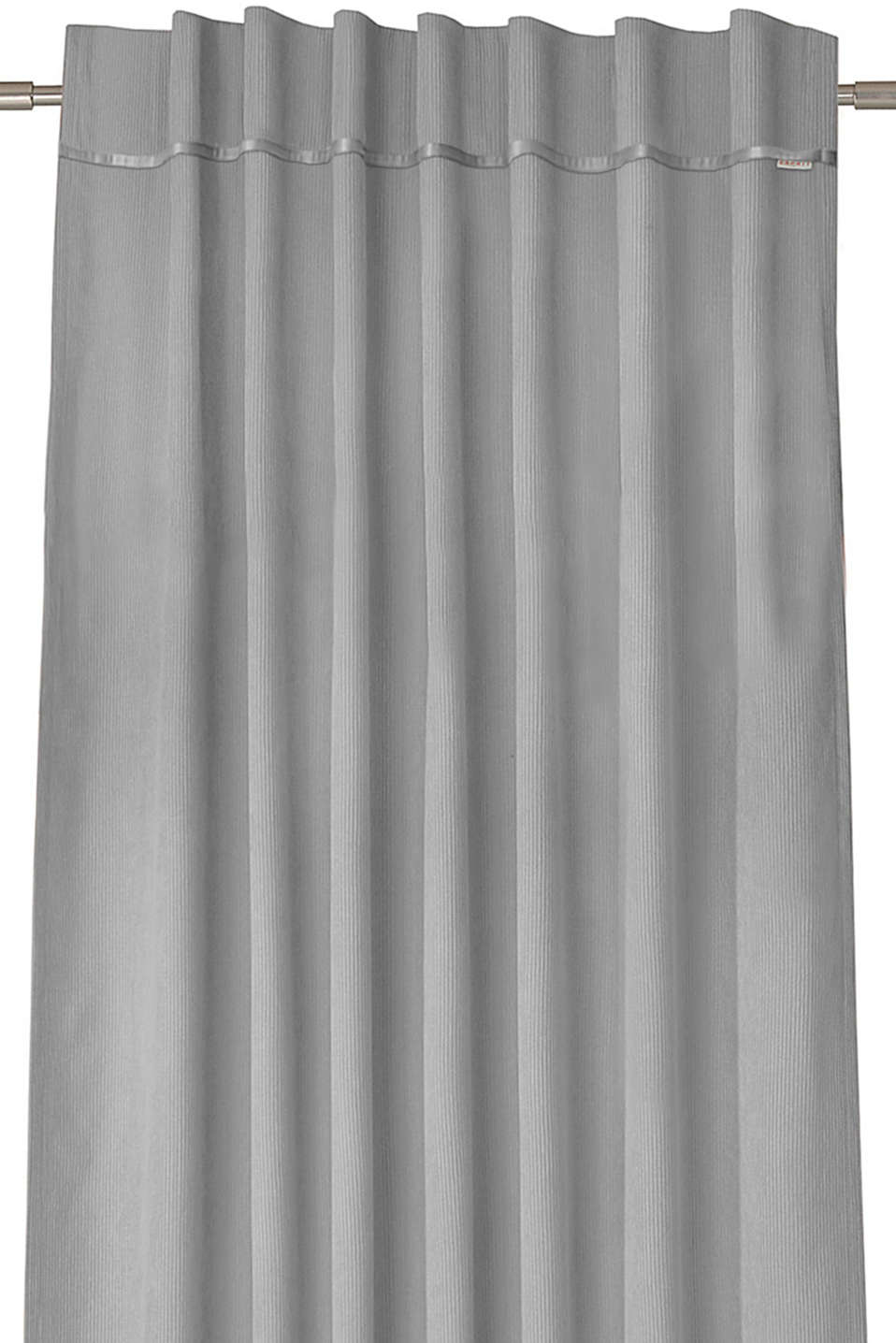 Esprit - Corduroy curtains with concealed loops