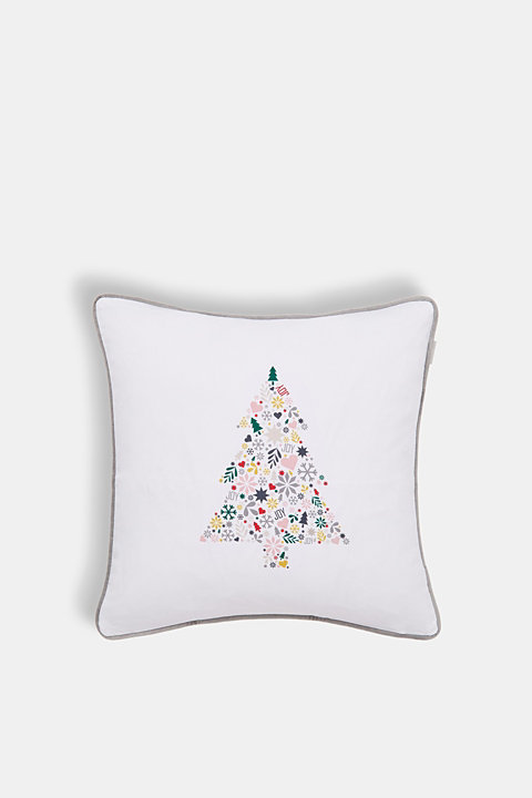 Reversible cushion cover made of 100% cotton