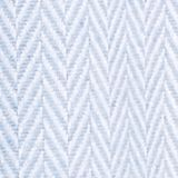 Throw with a herringbone pattern, BLUE, swatch