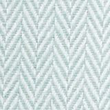 Throw with a herringbone pattern, MINT, swatch