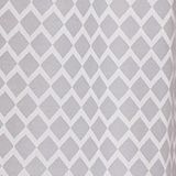 Curtain with a woven pattern, GREY, swatch