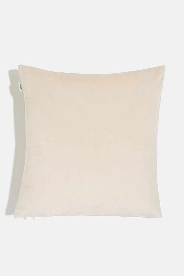 Quilted cushion cover, BEIGE, detail image number 2