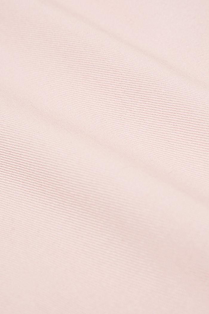 2er Tischset mit gestreifter Biese, ROSE, detail image number 1