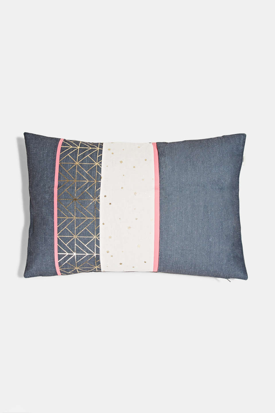 Esprit - Cushion cover with a gold print