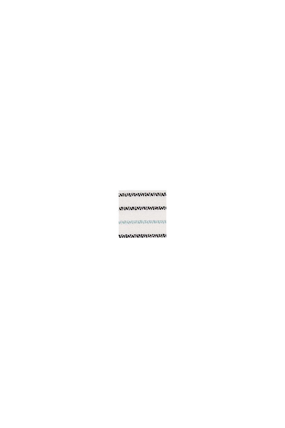 Recycelt: Kissenhülle mit Streifen-Struktur, MULTI, swatch