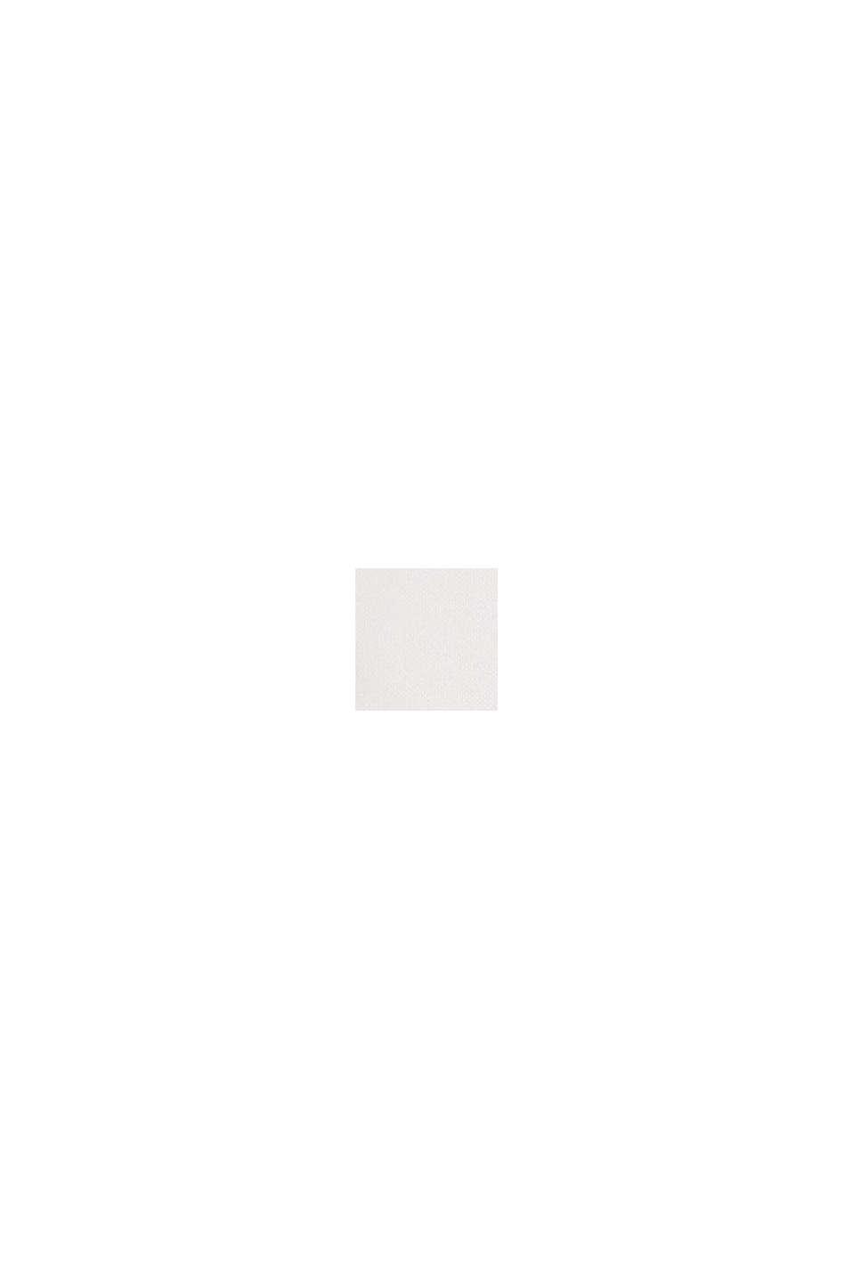 Kissenhülle mit Streifen und Tassel-Anhängern, WHITE COLORWAY, swatch
