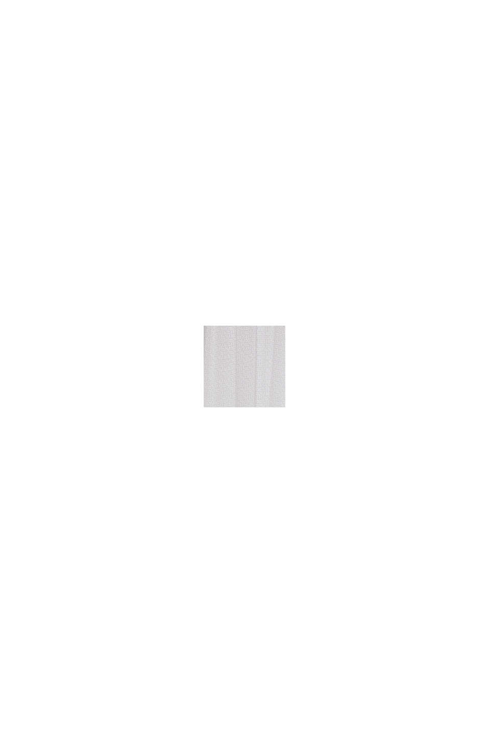 Cortina con diseño del monograma, WHITE, swatch