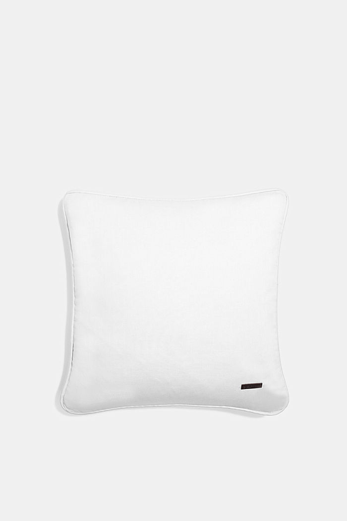 Cushions deco, WHITE, detail image number 0