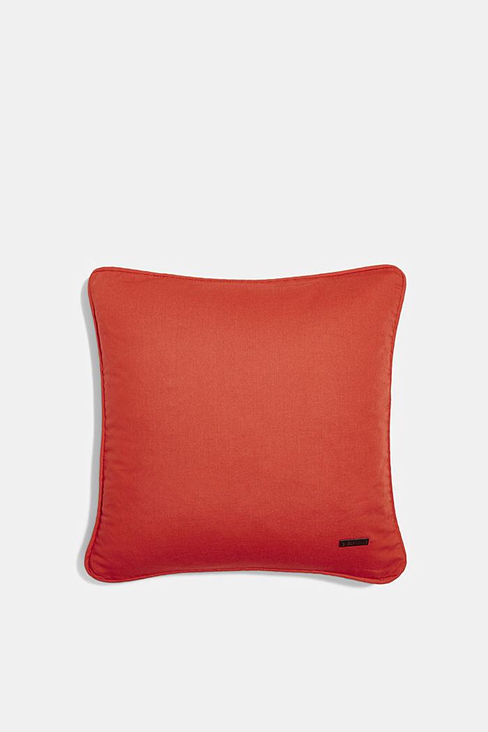 Poszewka na poduszkę, 100% bawełny, RUSTRED, detail image number 0