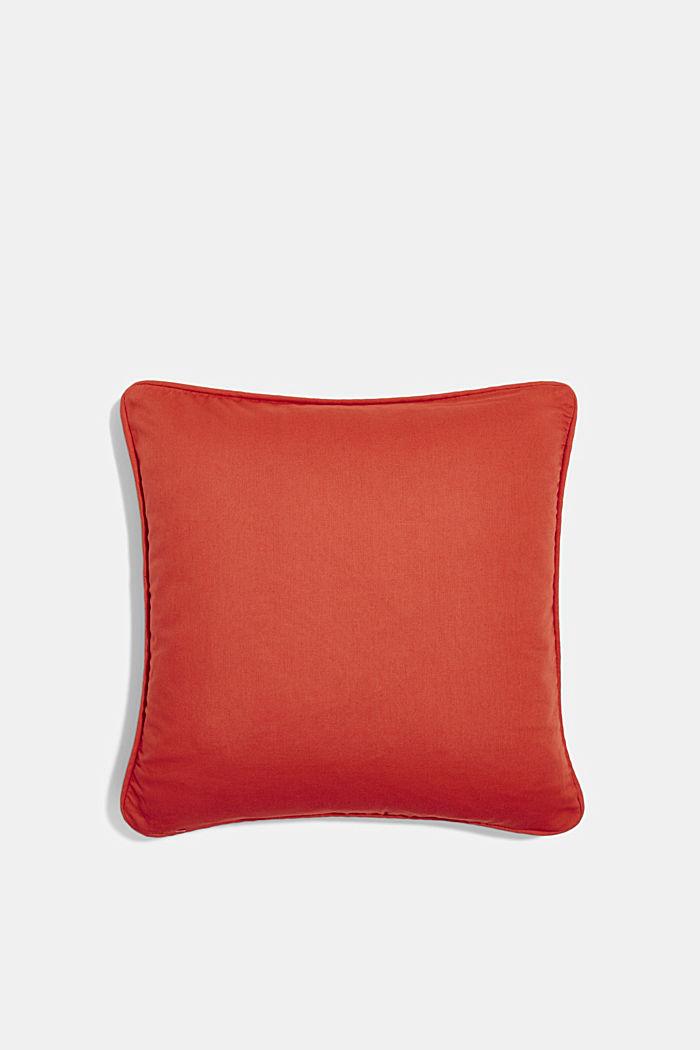 Poszewka na poduszkę, 100% bawełny, RUSTRED, detail image number 2