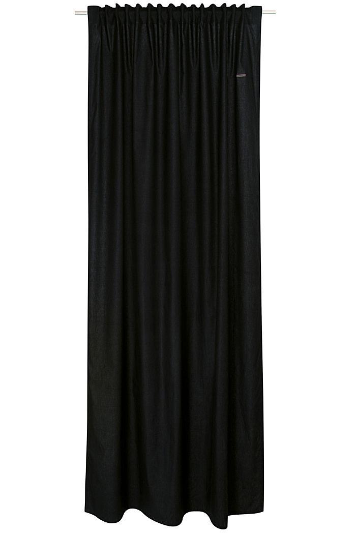 Zasłony z niewidocznymi szlufkami, BLACK, detail image number 0