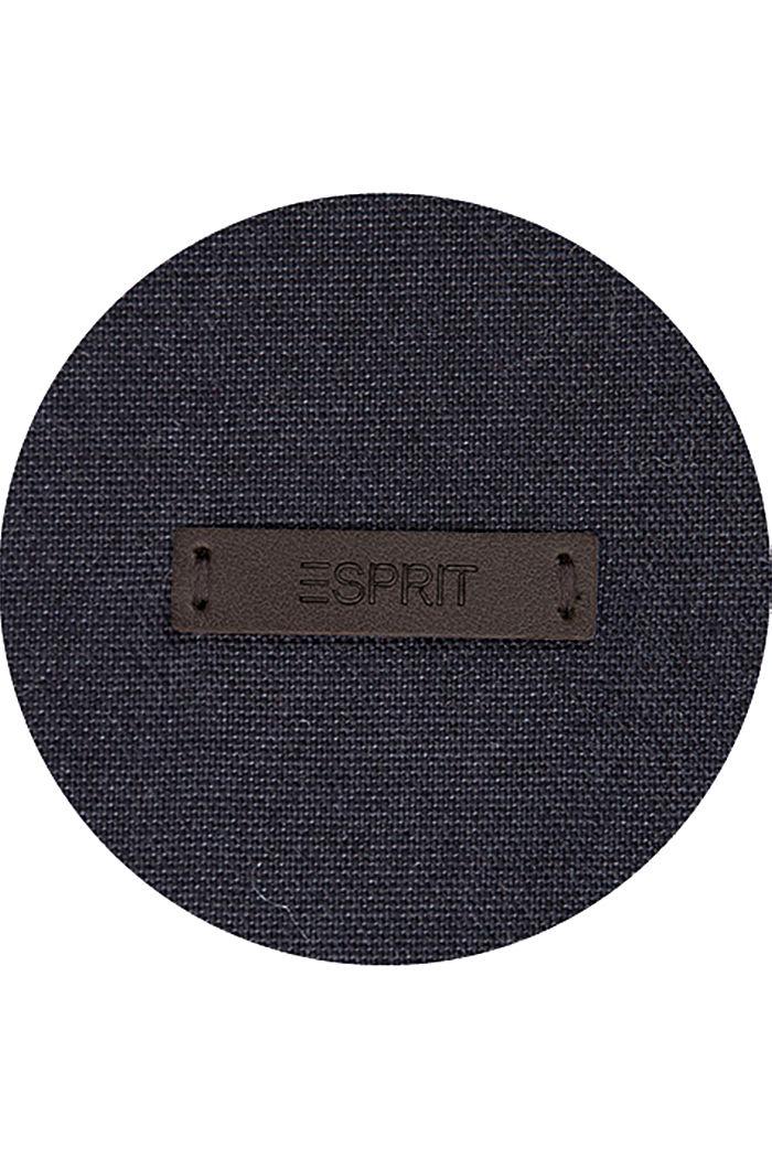 Zasłony z niewidocznymi szlufkami, BLACK, detail image number 2