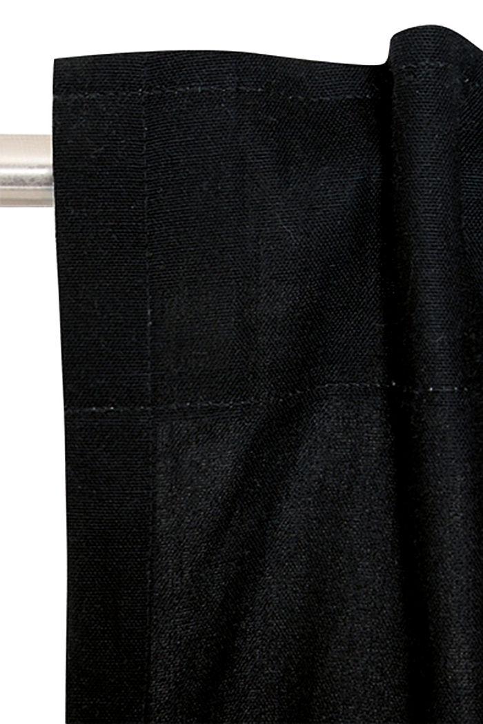 Zasłony z niewidocznymi szlufkami, BLACK, detail image number 1