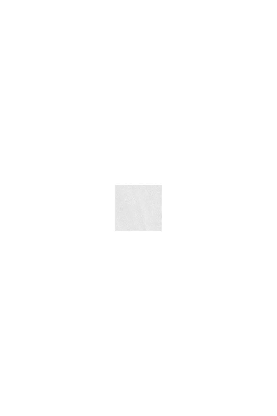 Active-shirt met contrasterende naden, WHITE, swatch
