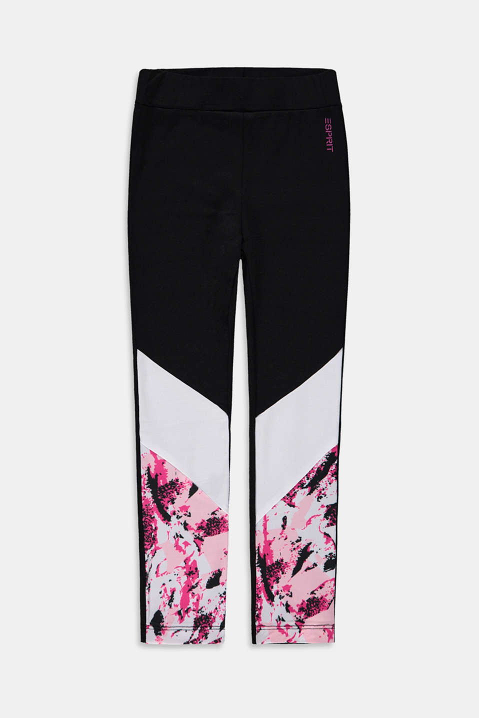Esprit - Sportlegging met colour block