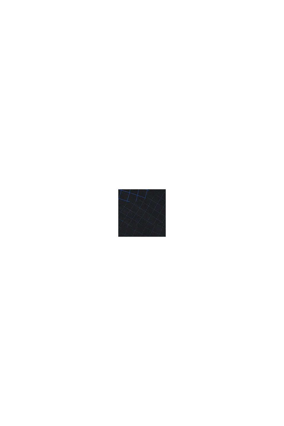 Softshelljakke med refleksdetaljer, BLACK, swatch